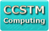 CCSTM Computing - Custom Application & Software Development